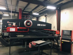 turret punch press