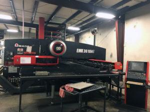 turret punch press